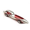 Blank Race Car Shaped Ballpoint Pen, 4.75