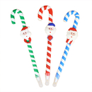 Blank Handmade Santa Candy Cane Pen, 6.5