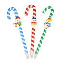 Blank Novelty Snowman Candy Sane Ball-point Pen, 6.5
