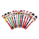 Blank Christmas Handcraft Snowman Ballpoint Pen, 6.5