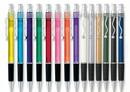 Custom Squiggle Clip Pen