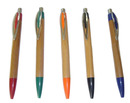 Blank Recycled Bamboo Pen - Long Leadtime