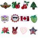 Custom Sequin Patches, Up to 10