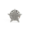 Stock Vintage Star Lapel Pin, 25PCS/Pack, 1/2