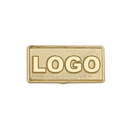 Custom Rectangle Lapel Pin, 1