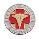 (Price/25 PCS)ALICE Certified Nurse Assistant Pin, 1