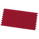 Blank Hot Stamped Ribbon Name Tags, 1 5/8