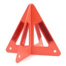 Blank Car Warning Triangle Reflectors,  Reflective Safety Warning Sign, 9