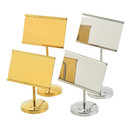 Aspire Stainless Steel Table Card Holder Place Cards Holder