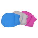 Large Comfortable Gel Wrist Rest Mousepad, 10 1/4