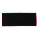 Waterproof Rubber Base Gaming Mouse Pad with Stitched Edges, 30 1/2