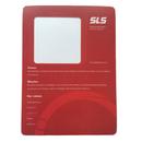 Custom Non Slip Rubber Photo Changeable Insert Counter Mat, 7 1/2