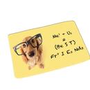 Custom Full Color Printing Pet Food Mat, 15 1/2