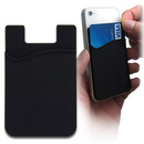 Cell Phone Wallet for Credit Card & Id, Works with Almost Every Phone