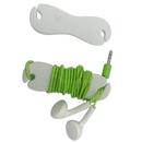 Blank Silicone Cable Winder, Dog bone shape