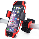 GOGO Bike & Motorcycle Cell Phone Mount - For iPhone or Smartphone & GPS - Universal Mountain & Road Bicycle Handlebar Cradle Holder