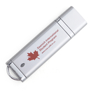 Blank Simple Style 2GB USB Flash Drive