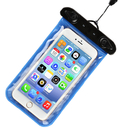 GOGO Waterproof Case/Pouch with Strap, Fits iPhone6, iPhone6 Plus & All Smart Phones Up to 6.0 Inch