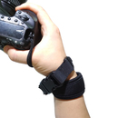 Blank Camera Hand Strap-Neoprene Safety Wrist Strap for Use Large DSLR or Point & Shoot Cameras, 5-1/2
