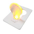 Blank LED Pocket Card Light