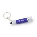 Blank Flashlight Keychain, 2 3/4