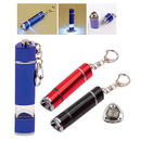 Blank Triangle Scalable Torch Keychain, 3 1/2