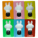 Custom Rabbit Shape Led Pocket Card Light