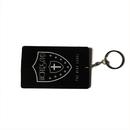 Custom Pocket Card LED light with Keychain, 2.17