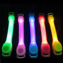 Blank Light Up Safety Arm Band, 8