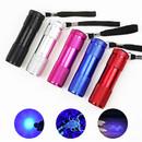 Blank Pocket-size UV LED Flashlight