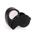 Custom Light Up Magnifier Loupe - 40X Power Lens - LED, 2.2