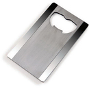 Blank Stainless Steel Bottle Opener, 2-3/4