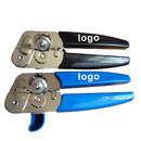 Custom Stainless Steel Can Opener w/ Plastic Handle, 7