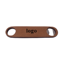 Custom Wooden & Stainless Bottle Opener, 7