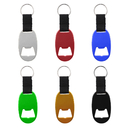 Blank Oval Bottle Opener Keychain with Stray, 4