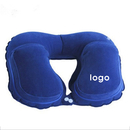 Custom Luggage Inflatable Neck Pillow, 12.5