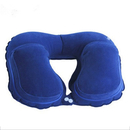 Blank Luggage Inflatable Neck Pillow, 12.5
