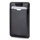 Blank Genuine Leather RFID Blocking Wallet with Smart Strap Card Protected Wallet, 4-1/5