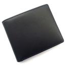Blank Bifold Mens RFID Blocking Wallet ID Window Genuine Leather Wallet for Men, 4-3/10