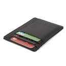 Blank Credit Card Wallet Rfid Genuine Leather Slim Proctection Wallet, 4-3/10