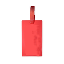 Blank Soft Rectangle Write-on Tag, 2-3/4