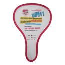 Custom Non-woven Foldable Hand Fan, 8 1/2