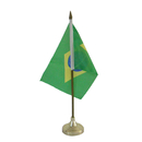 Customized 100D Nylon Stick Flag,12
