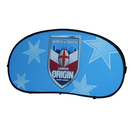 Customized Small Horizontal Pop Up 2-Panel Banner, 4 ft x 2 ft