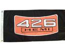 Custom Nylon Solid Standard Color Flag (4'x6')