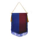 Custom Award & Club Satin Banner, 14