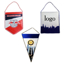 Custom Award & Club Satin Banner, 8