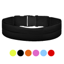 Opromo Running Belt Adjustable Running Waist Pack Slim Fanny Pack, Fits All Phone Models, for Runners Jogging Gym Yoga Workouts