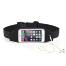 Opromo Running Belt Waist Pack - Adjustable Water resistant Sports Fanny Pack with Reflective Clear Touch Screen - Fitness Workout Belt for iPhone 11/11 Pro Max/X/8, Galaxy Note 10/10 Plus/S10