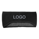 GOGO Embroidery Micro Fleece Headband, Custom Headband Ear Warmer